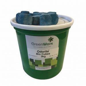 Odorite Bio Cubes (3kg)