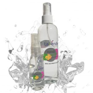 Hand Sanitizer (80% ISO Prop Alcohol) 250ml