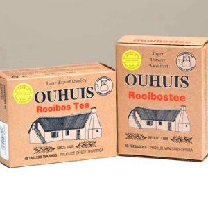 Lemongrass & Rooibos Blend 100g (40 Teabags)