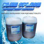 Blue Splash – Portable toilet chemicals 25L