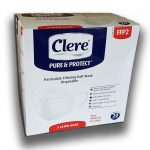 Clere protective face mask (FFP2)