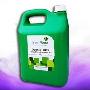 Odorite™ Ultra Deep Clean Enzymatic 30X (Hard Surface Cleaner & Equipment cleaning agent. (5L))