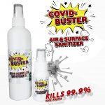 Covid Buster (air and surface sanitizer) 250ml